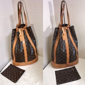 😍Louis Vuitton large backpack GM